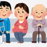 電車内でのマナー巡り優先席に座る若者と老人がバトル~どっちもどっち~