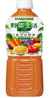 カゴメ 野菜生活100 オリジナル スマートPET 720ml