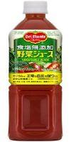 デルモンテ 食塩無添加 野菜ジュース 900g×12本