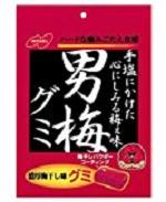 ノーベル製菓 男梅グミ