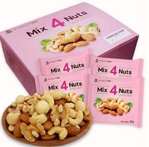 小分け4種 ミックスナッツ