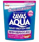 ザバス(SAVAS) アクアホエイプロテイン100 アセロラ風味